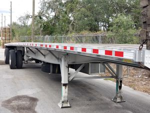 2007 GREAT DANE FLATBED 48x102 for Sale in Spring Hill, FL
