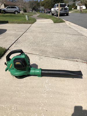 Weed eater leaf blower/vac for Sale in Orlando, FL