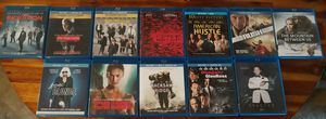 Blu-ray movies ($3 each) for Sale in Seattle, WA