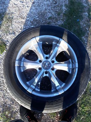 6 lug chevy wheels for Sale in Houston, TX