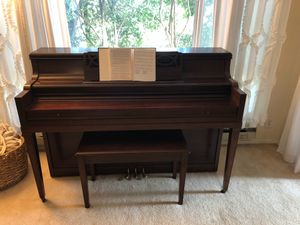 Cable Nelson Upright Piano for Sale in Sunnyvale, CA