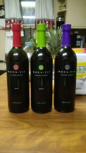MonaVie Health Drink for Sale in Hannibal, MO