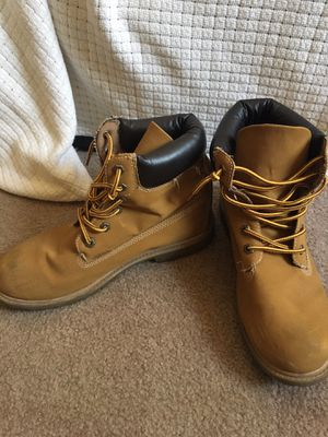 Work boots for Sale in North Attleborough, MA
