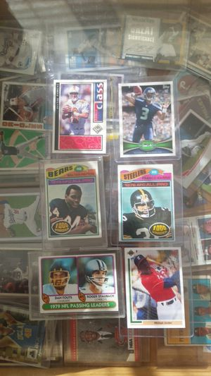 Football cards for Sale in Los Angeles, CA
