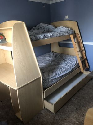 Bunk bed desk for Sale in Brick Township, NJ