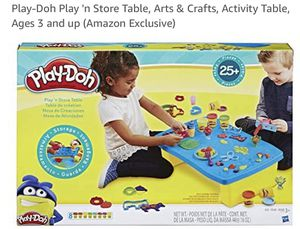 Play-doh table lap desk for Sale in Annandale, VA