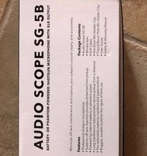 Microphone for Sale in Carlsbad, CA