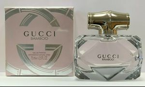 Gucci Bamboo by Gucci 2.5 oz 75 ml Womens Eau De Parfum Spray Brand New & Sealed for Sale in Houston, TX