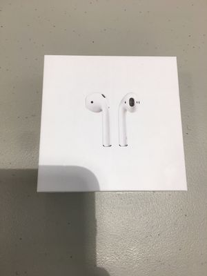Apple AirPods for Sale in New Haven, CT