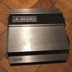 JL AUDIO 250W amplifier for Sale in CT, US