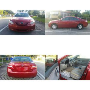 Toyota camry 2009 for Sale in Miami, FL