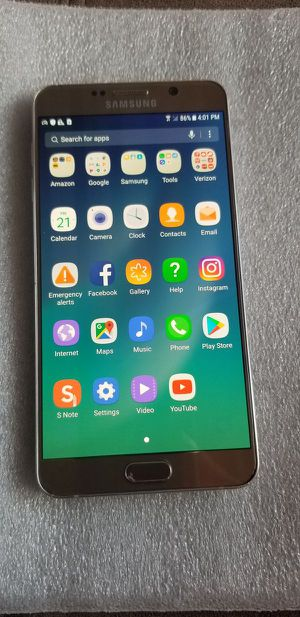 Galaxy NOTE 5 Unlocked with a 30 Day WARRANTY! Check-out profile for prices of other phones like Galaxy S7 Edge S8 S8+ Note 5 and iPhones. PLEASE REA for Sale in Lynwood, CA