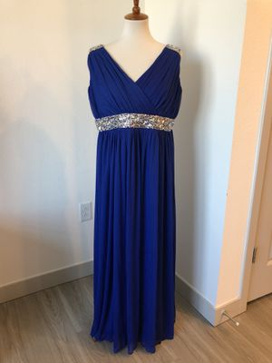 Blue prom dress for Sale in Westminster, CO