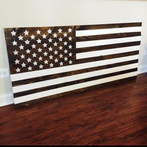 American Flag Wood Pallet for Sale in Columbus, OH