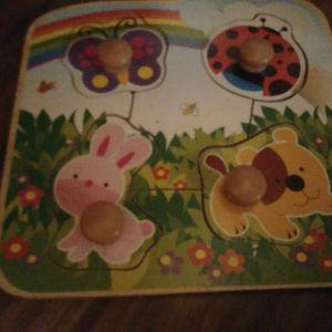 Toddler Puzzel. $2 for Sale in Cedar Park, TX