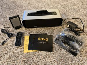 XM Compact Sound System for Sale in Quincy, IL