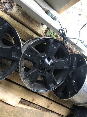 15x9 rims for Sale in Fort Washington, MD