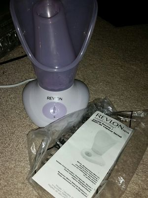 Facial steamer for Sale in Merced, CA