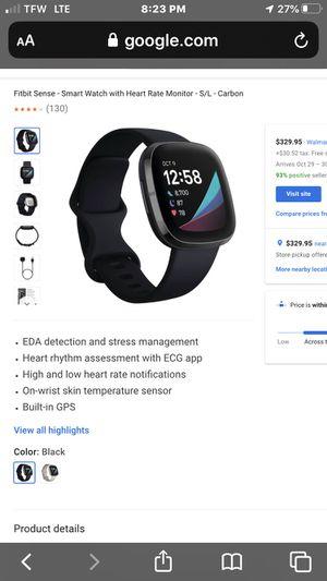 Fitbit sense for Sale in West Jordan, UT