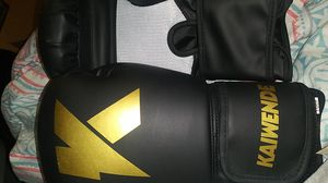 Brand new never used kaiwende boxing gloves for Sale in Whitehall, OH