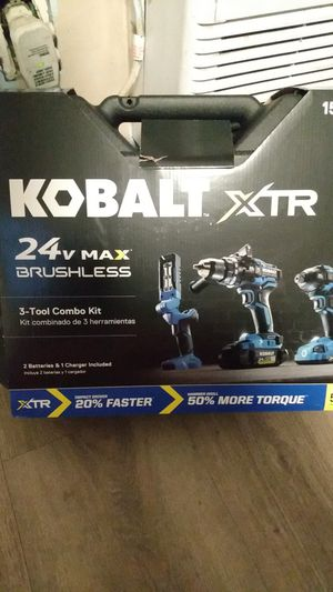 Kobolt combo kit for Sale in Norwalk, CA