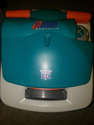 Tiger ED headstart computer for Sale in Greenville, NC