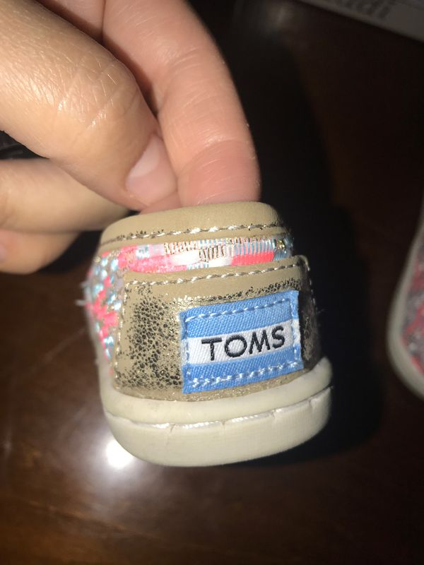 Tom baby girl shoes