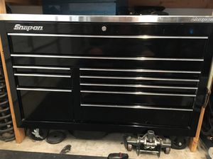 Snap on tool box for Sale in Mission Viejo, CA