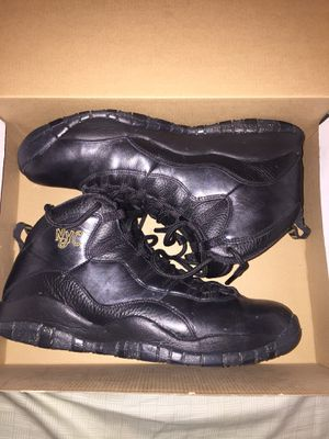 Air Jordan 10 NYC Size 12 for Sale in Auburndale, FL