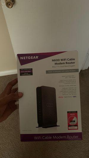 Internet modem for Sale in Scottdale, GA