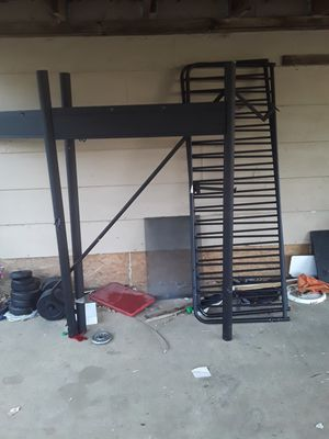Bunk bed frame for Sale in Sand Springs, OK