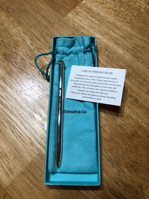 Tiffany & Co. Pen for Sale in Clifton, VA