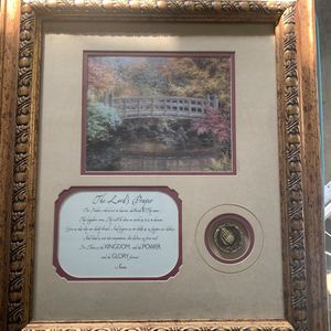The Lords Prayer & Painting for Sale in Lawrenceville, GA