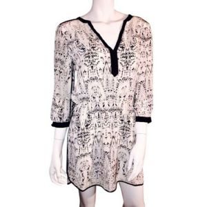 New Parker silk shirt dress tunic for Barney's NY.Sz M.$275 for Sale in Hillsboro, OR