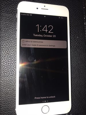 iPhone 6 Plus iCloud 🔒 for Sale in Chicago, IL