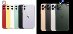 iPhone 11, 11 pro, 11 pro max for Sale in Port Arthur, TX