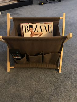 Magazine and remote control rack for Sale in Brooklyn,  NY