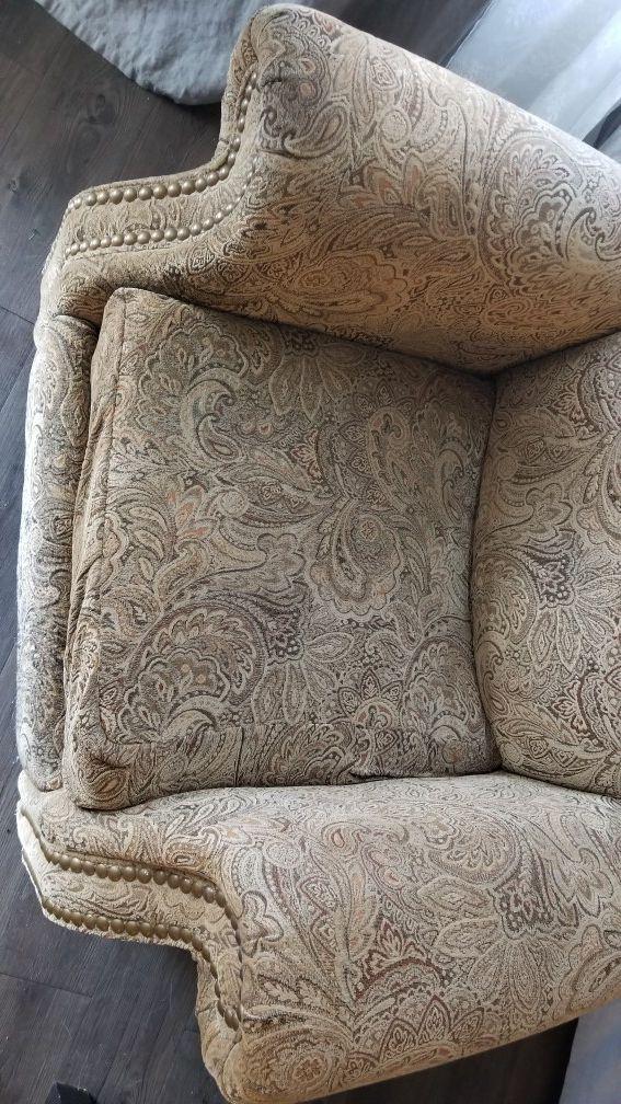 BarcaLounger reclining chair