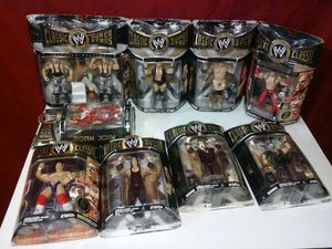 Wwe/wwf classic super stars deluxe classic wrestling figures for Sale in Portland, OR