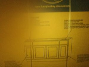 Kitchen cabinet sink base for Sale in Rialto, CA