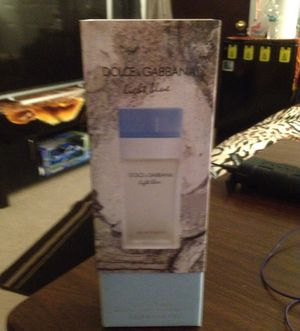Dolce gabbana light blue 3.3 oz was $69.99 new for Sale in Stow, MA