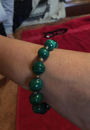Malachite bracelet for Sale in Riverbank, CA