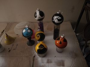 6 nightmare before Christmas ornament for Sale in Greensboro, NC