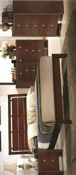 🍃the price is nice🍃Evan Cherry Youth Bedroom Set for Sale in Jessup, MD