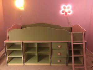 Doll House Twin Loft Bed for Sale in Hayward, CA