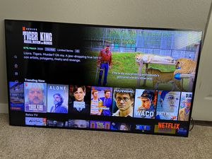 """60"""" Sony M series w/line in screen - $200 for Sale in Vancouver, WA"""