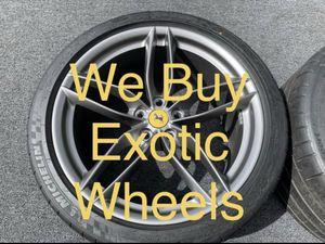 Ferrari Wheels and Tires for Sale in North Miami, FL