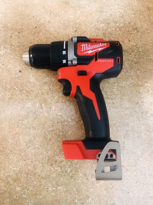 """Milwaukee drill driver 1/2"""" brushless 18 v for Sale in Anaheim, CA"""