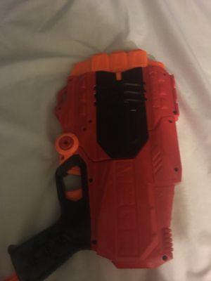 RED MEGA NERF GUN for Sale in Las Vegas, NV