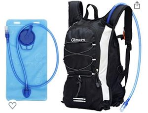 Gimars Water-Resistant Hydration Pack with 2L Backpack Water Bladder for Sale in Irwindale, CA